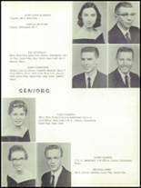 1959 Forest High School Yearbook Page 16 & 17
