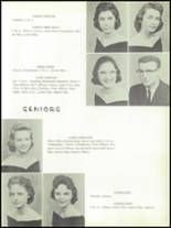 1959 Forest High School Yearbook Page 18 & 19