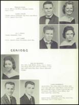 1959 Forest High School Yearbook Page 22 & 23