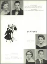 1959 Forest High School Yearbook Page 24 & 25