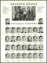 1959 Forest High School Yearbook Page 40 & 41