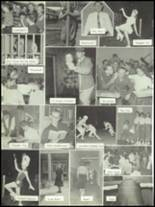 1959 Forest High School Yearbook Page 42 & 43