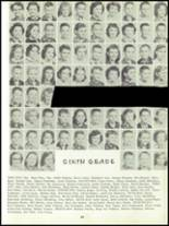 1959 Forest High School Yearbook Page 44 & 45
