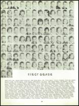 1959 Forest High School Yearbook Page 50 & 51
