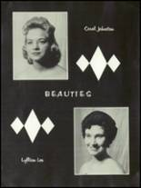 1959 Forest High School Yearbook Page 54 & 55