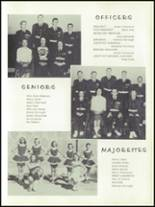 1959 Forest High School Yearbook Page 68 & 69
