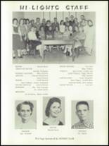 1959 Forest High School Yearbook Page 74 & 75