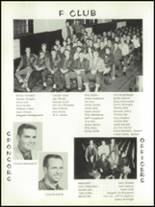 1959 Forest High School Yearbook Page 76 & 77