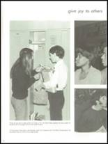 1971 Adams High School Yearbook Page 24 & 25