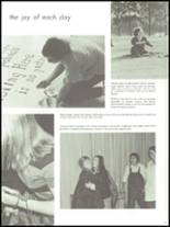 1971 Adams High School Yearbook Page 28 & 29