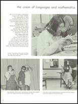 1971 Adams High School Yearbook Page 38 & 39