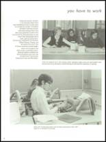 1971 Adams High School Yearbook Page 40 & 41