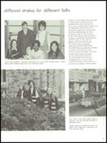 1971 Adams High School Yearbook Page 52 & 53