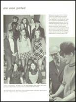 1971 Adams High School Yearbook Page 54 & 55