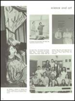 1971 Adams High School Yearbook Page 62 & 63
