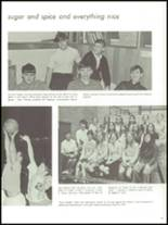 1971 Adams High School Yearbook Page 86 & 87