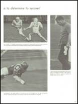 1971 Adams High School Yearbook Page 92 & 93