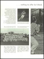1971 Adams High School Yearbook Page 94 & 95