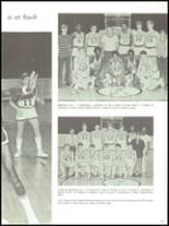 1971 Adams High School Yearbook Page 108 & 109