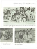 1971 Adams High School Yearbook Page 114 & 115