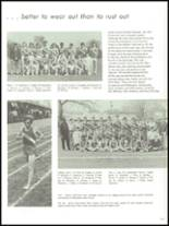 1971 Adams High School Yearbook Page 116 & 117