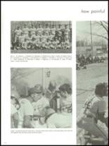 1971 Adams High School Yearbook Page 120 & 121