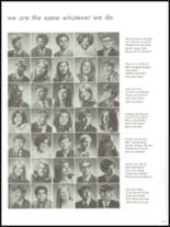 1971 Adams High School Yearbook Page 124 & 125