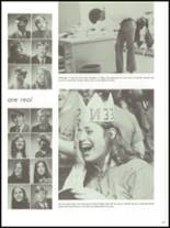 1971 Adams High School Yearbook Page 126 & 127