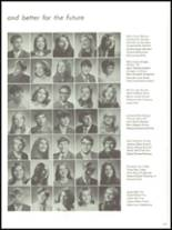 1971 Adams High School Yearbook Page 128 & 129