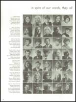 1971 Adams High School Yearbook Page 130 & 131