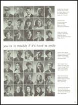 1971 Adams High School Yearbook Page 136 & 137