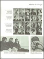 1971 Adams High School Yearbook Page 138 & 139