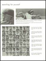1971 Adams High School Yearbook Page 144 & 145