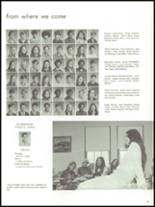 1971 Adams High School Yearbook Page 150 & 151