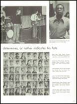 1971 Adams High School Yearbook Page 154 & 155