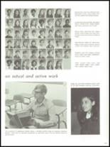 1971 Adams High School Yearbook Page 156 & 157