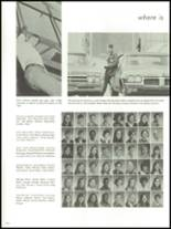 1971 Adams High School Yearbook Page 158 & 159