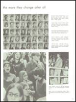 1971 Adams High School Yearbook Page 164 & 165