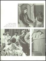 1971 Adams High School Yearbook Page 206 & 207