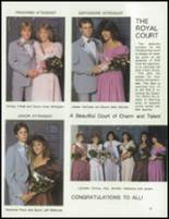 1984 Petaluma High School Yearbook Page 18 & 19