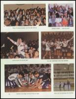 1984 Petaluma High School Yearbook Page 20 & 21