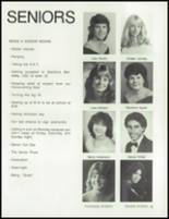 1984 Petaluma High School Yearbook Page 26 & 27