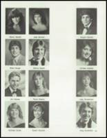 1984 Petaluma High School Yearbook Page 34 & 35