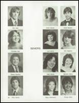 1984 Petaluma High School Yearbook Page 36 & 37