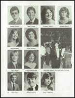 1984 Petaluma High School Yearbook Page 44 & 45