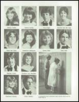 1984 Petaluma High School Yearbook Page 48 & 49