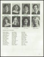 1984 Petaluma High School Yearbook Page 50 & 51