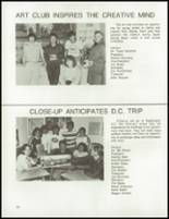 1984 Petaluma High School Yearbook Page 66 & 67