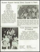 1984 Petaluma High School Yearbook Page 70 & 71