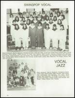 1984 Petaluma High School Yearbook Page 78 & 79